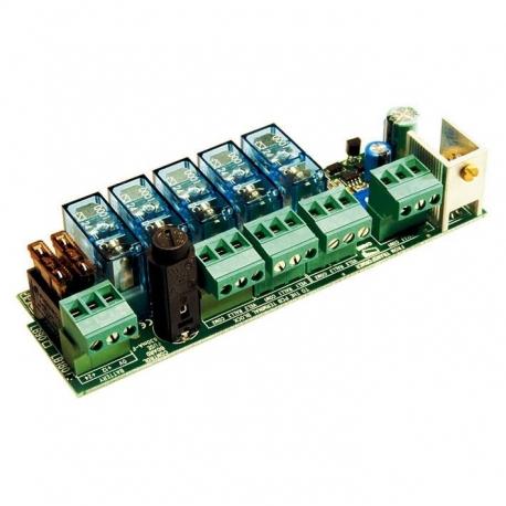 Came 002LBF40 Scheda collegamento batterie