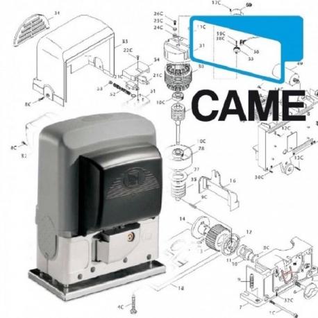 Came 001bx 246 Automazione 230 V Ac Con Motore 24v Per Cancelli