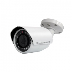 Comelit IPCAM700A Telecamera IP Compatta FULL-HD 3.7MM IR 20M IP67