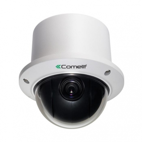 Comelit IPPTZ710A Telecamera IP Speed-dome ALL-IN-ONE D1 ZOOM 10X IP66 Antivandolo