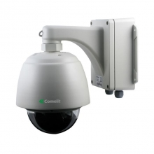 TELECAMERA PTZ - SPEED DOME ALL-IN-ONE 700TVL, ZOOM 22X, IP66 MPTZ801B