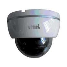 TELECAMERA URMET MINIDOME DAY/NIGHT OTTICA VERIFOCAL 4,9MM 700 TVL 1092/136A