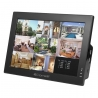 DVR COMBO H264 COMELIT, MONITOR TOUCH, 4 INGRESSI VIDEO, HDD 500GB MCOM004A