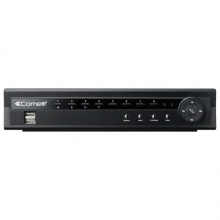 DVR H264 COMELI, 8 INGRESSI VIDEO, SERIE RAS, 200 IPS, HDD 500GB MDVR828B