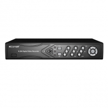 DVR H264 COMELIT, 4 INGRESSI VIDEO, 100 IPS, 960H, HDD 500GB SDVR040A