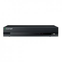 DVR H264 COMELIT, 4 INGRESSI VIDEO, SERIE RAS, 100 IPS, HDD 500GB MDVR804B