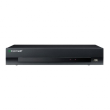 DVR H264 COMELIT, 4 INGRESSI VIDEO, SERIE RAS, 100 IPS, HDD 500GB MDVR804B