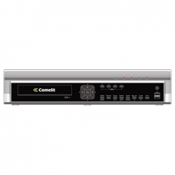 DVR H264 COMELIT, 8 INGRESSI VIDEO, SERIE RAS, 200 IPS, HDD 500GB 49816