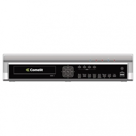 DVR H264 SERIE RAS 4 INGRESSI VIDEO 100 IPS 49825