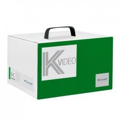 Comelit 8000 | Base di Impianto Audio/Video con Pulsantiera Ikall