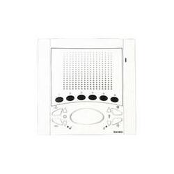 Elvox 6711/AU Citofono Vivavoce parete Due Fili Plus Bianco