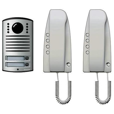 Bticino 363221 | Kit Audio Analogico Bifamiliare Sprint Linea 2000