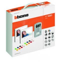 Bticino 365721   Kit Video Vivavoce Monofamiliare