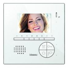 Bticino 344522 | Videocitofono Vivavoce Classe 100 V12E