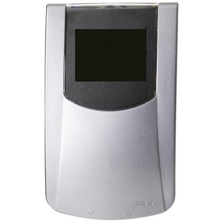 Elvox 6029/C37 Monitor Petrarca colore Due Fili Plus Titanio