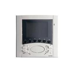 Elvox 6611 Videocitofono Vivavoce parete Due Fili Plus intercomunicante Bianco