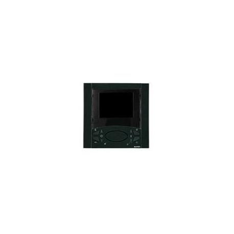 Elvox 6621/21 Videocitofono Vivavoce da incasso Fili Plus Antracite
