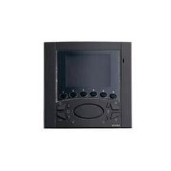 Elvox 6711/21 Videocitofono Vivavoce da parete Fili Plus Antracite