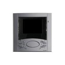 Elvox 6721/37 Videocitofono Vivavoce da parete Fili Plus Titanio