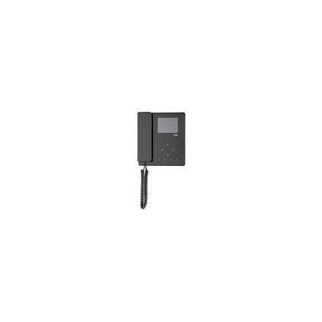 Elvox 7529/04 Videocitofono Tab Microtelefono Nero