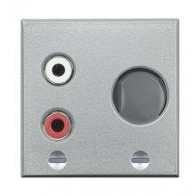 Bticino HC4560 Axolute Ingresso RCA 2 moduli