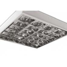 Plafoniera 12040 Beghelli *ES30 INC.4X18W DARK 65° ELET.