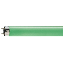 Tubo 1817V Philips TL-D Colorata 18W Verde 1SL
