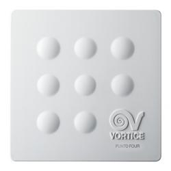 "Vortice 11146 Aspiratore Elicoidale Punto Four MFO 100/4"" T"