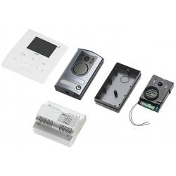 Elvox 7539/M Kit Video Vivavoce Serie Tab Due Fili Monofamiliare Elvox