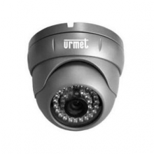 "TELECAMERA MINIDOME URMET ANTIVANDALO TIPO ""BALL"" DAY & NIGHT DA 1/3"" 3.6MM. 650TVL 1092/140A"