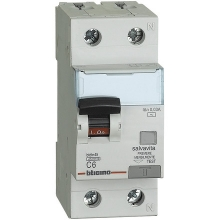 Bticino GA8813AC6 | interruttore magnetotermico differenziale Salvavita