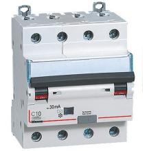 Bticino GA8843AC10 | interruttore magnetotermico differenziale Salvavita