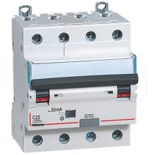 Bticino GA8843AC25 | Interruttore Magnetotermico Differenziale Salvavita
