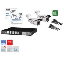 Urmet 1093/KHD8N |Kit Videosorveglianza AHD