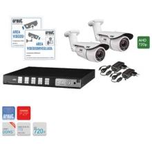 Urmet 1093/KHD4N | Kit Videosorveglianza AHD
