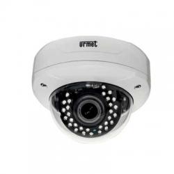Urmet 1092/271 Telecamera Dome AHD Antivandalo ottica 2.8-12mm con Filtro IR Cut