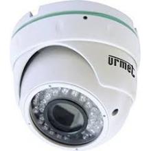 Urmet 1092/272 | Telecamera Dome AHD ottica 2.8-12mm con Filtro IR Cut