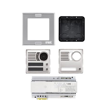 Urmet 1748/770 | Kit Base Impiato Videocitofonico