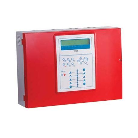 Urmet 1043/428 | Centrale a Microprocessore a 4 zone espandibile