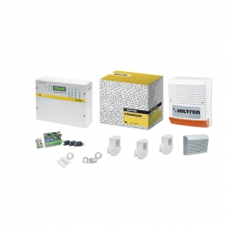 Hiltron KTM600GSM | Kit Antintrusione con centrale TM600GSM