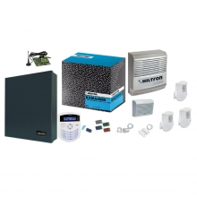 Hiltron KXMA4000GSM | Kit Antintrusione con centrale XMA4000
