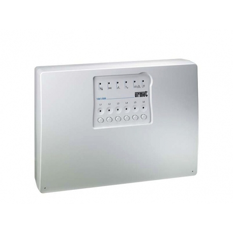 Urmet 1061/006A | Centrale a Microprocessore a 6 Linee