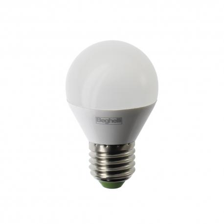 beghelli 56991 lampada led sfera e27