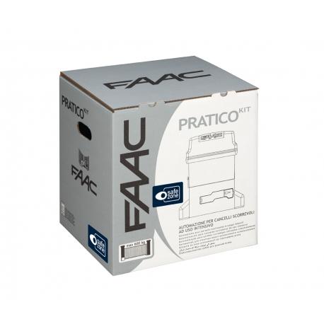 FAAC 10564944 | kit Cancello Scorrevole Pratico Kit