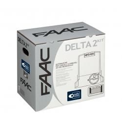 FAAC 1056303445   Kit Cancello Scorrevole Delta2 Kit