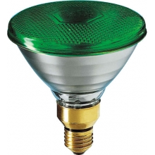 Philips 80PAR38FLVE | Lampada Incandescenza PAR38 Colorate