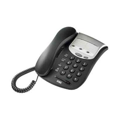 Urmet 4093/1 | Telefono Base Domo Antracite