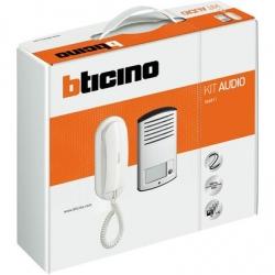 Bticino 366811   Kit Audio Monofamiliare 2 Fili Sprint Linea 2000