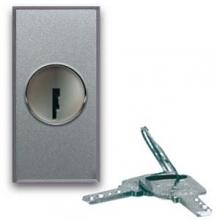 Ave 443071 | Interruttore 2P 10AX con chiave