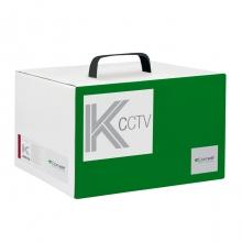 Comelit IPKITPOE028C | Kit Videosorveglianza IP Easy con NVR 8 INgressi